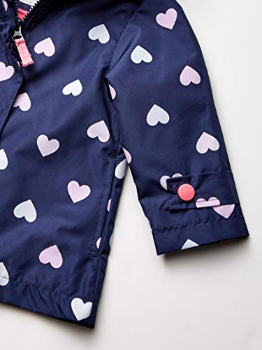 Color Changing Hearts 18 Months Carters Baby Girls Perfect Lil Rainslicker Rain Jacket
