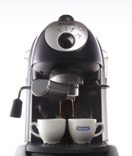 DeLonghi EC 190 Máquina espresso 1L Negro - Cafetera (Máquina ...