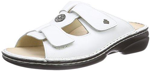 Talon Ouvertes Sandales Finn Blanc à Pattaya Comfort compensé Blanc Femme gxRqpxOZw4