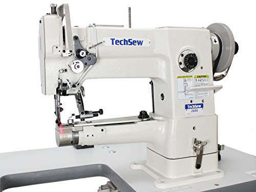 TechSew 2600 PRO Narrow Cylinder Leather Walking Foot Indust