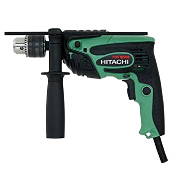 Hitachi FDV16VB2 5/8 Inch 5-Amp Hammer Drill, 2-Modes, Variable Speed