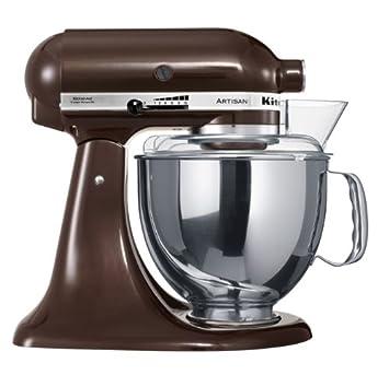 Amazon.de: Kitchenaid KSM150PSEES Artisan, espresso