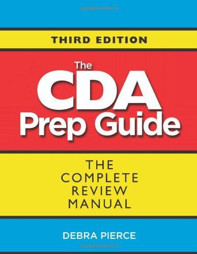 Cda Prep Guide