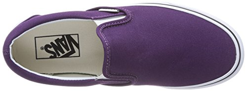 True Violett Vans U Erwachsene White Plum nbsp;– Violet Purple Low nbsp;Sneaker ca Unisex CLASSIC Tr7wqfT8n