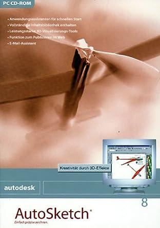 AutoSketch 8.0: Amazon.de: Software