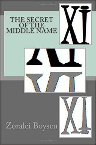 Book The Secret of the Middle Name