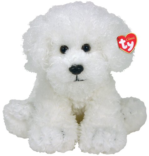 Toy Bichon Frise - Ty Willow - Bichon Frise