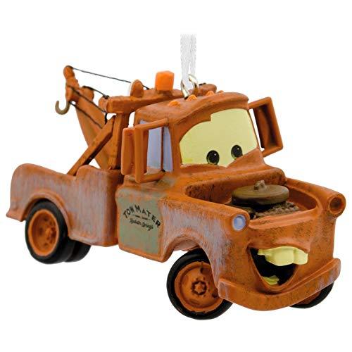 Hallmark Christmas Ornament Disney Pixar Cars Mater, Mater, Mater ()