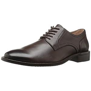 206 Collective Men's Concord Leather Plain-Toe Oxford