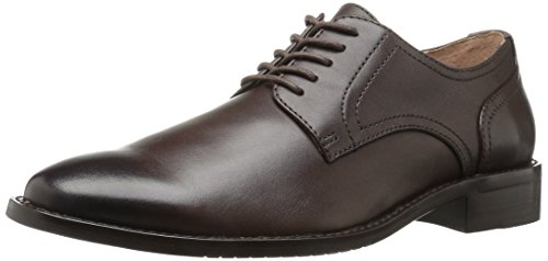 206 Collective Men's Concord Leather Plain-Toe Oxford