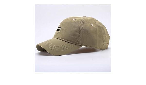 ZHANGBQM Gorra De Beisbol Sombrero De Talla Grande para Hombre ...