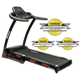 Reebok One GT40S Treadmill.
