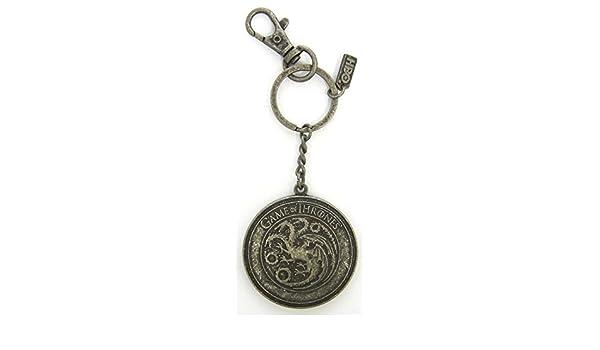 Game Of Thrones - Original HBO llavero - House Targaryen ...