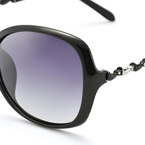 sol Driver Gafas A Gafas B Color Mirror de Sun Mirror Visor polarizadas X222 EZUOOqwx6