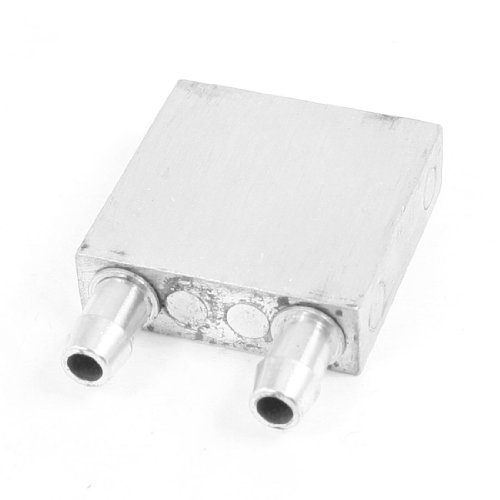 40x40x12mm Aluminum Wasser Kühler Block für CPU Grafik Kühler Kühlkörper de