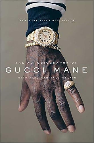 9b75676e1acb Amazon.com  The Autobiography of Gucci Mane (9781501165320)  Gucci Mane