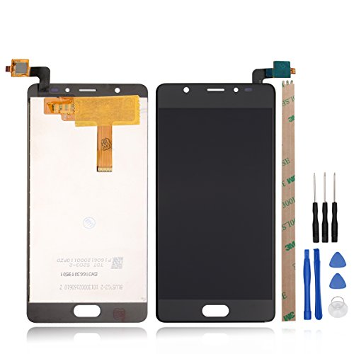 (HYYT Replacement For BLU Life One X2 L0090UU L0091UU LCD Display and Touch Screen Digitizer Glass+Tools)