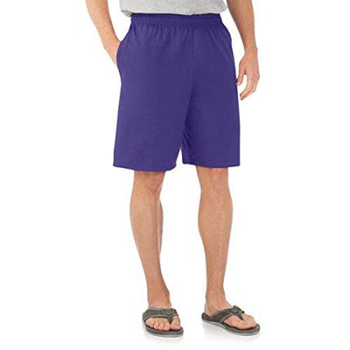 fruit-of-the-loom-mens-jersey-short-x-large-deep-purple