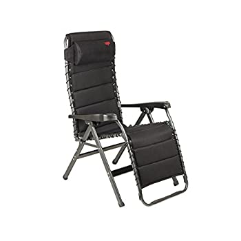 Image of Crespo - Relaxing Chair - AP-232 Air-Deluxe - Black Home and Kitchen