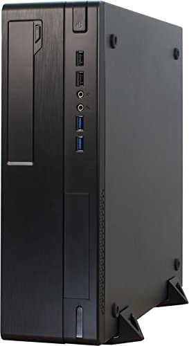 Inter-Tech IT-502 - Cajas de la computadora (de Escritorio, PC, Top, Mini-ITX, Micro ATX, 1U, Negro): Amazon.es: Informática