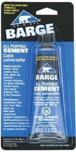 +Barge Cement, 3/4 oz (Haz LVL 3) (Lvl Kit)