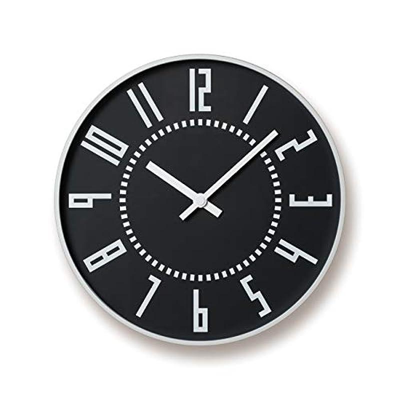 Lemnos 벽시계 eki clock TIL16-01BK