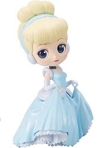 Q posket Disney Characters Cinderella Special Color (Pastel Color (B)) Version Figure ()