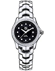 TAG Heuer Womens WJF131A.BA0572 Link Diamond Watch