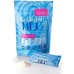Collagen BLU - Marine Collagen Peptide Stick Packs (30-Day Supply)