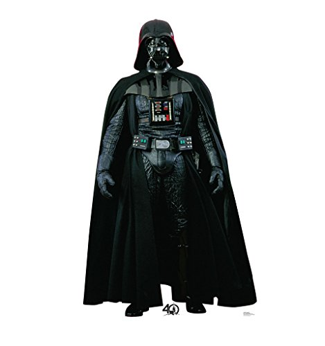 ars 40th Anniversary - Advanced Graphics Life Size Cardboard Standup (Darth Vader Life)