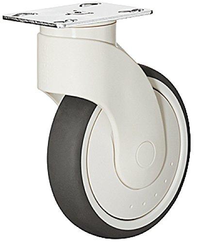 Diseño Ruedas de transporte lenkbar Muebles Rollo de plástico – Ruedecillas con tubo – h9060 |