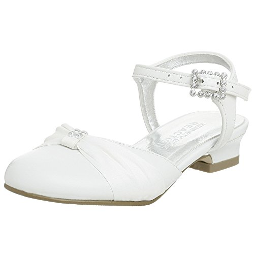Kenneth Cole Reaction What A Dress 9 Sandal (Toddler) White