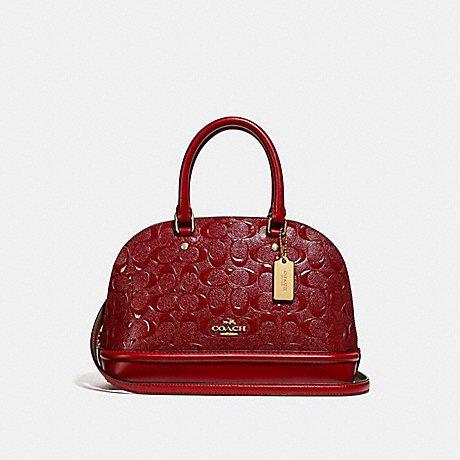 Coach Red Handbag - 2