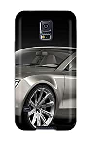 Premium Protection Audi A7 24 Case Cover For Galaxy S5- Retail Packaging
