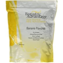 Bariatric Advantage - High Protein Meal Replacement - Banana, 35 Servings