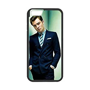 Cell phone Case Cover For HTC One M8 with Chuck Bass Ed Westwick Style Colorful Pattern Hard Flexible Plastic and Hard Back Case Cover Fit Case Cover For HTC One M8 Inch