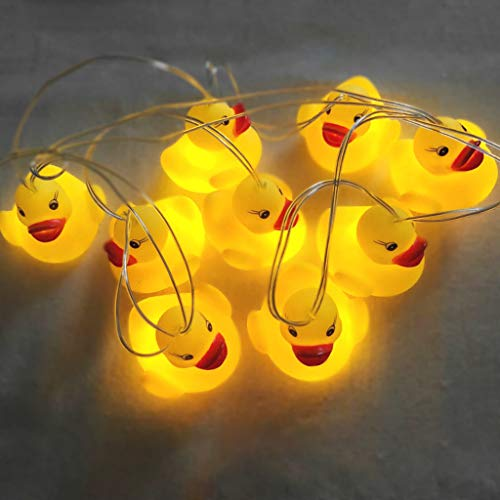 Nesee Indoor Outdoor Cute Animal Ornaments Battery Operated LED String Lights Birthday Party Wedding Christmas Tree Halloween Decorative Lights (A)