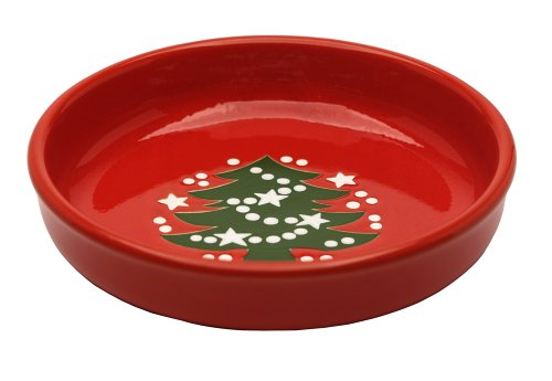 Waechtersbach Christmas Tree Pasta Bowl, Set of 4