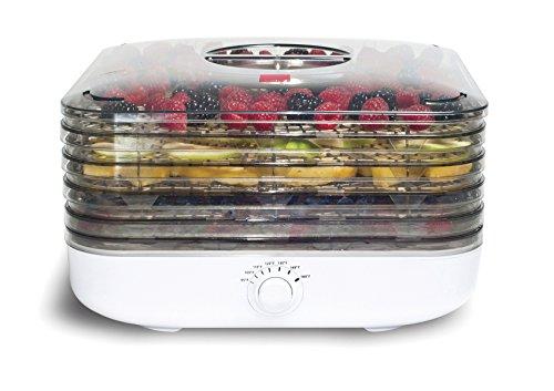 (Ronco EZ Store Turbo 5 Tray Food Dehydrator)