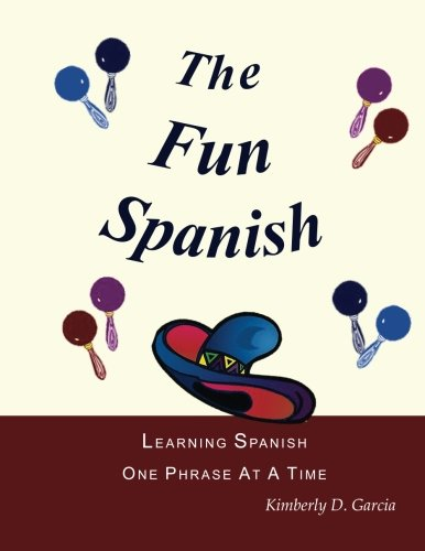 The Fun Spanish Level 1: Elementary Spanish for Kids: Learning ...