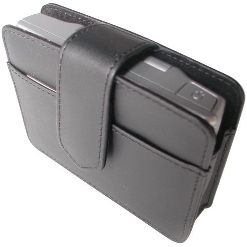 Gilsson 4.3-Inch Leather Case for GPS ()