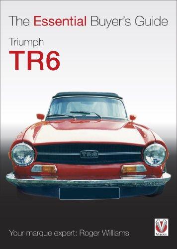 Triumph TR6 Essential Buyers Guide ebook
