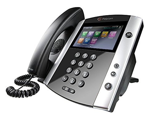 Polycom 600 Ip Phone - Cable - 16 X Total Line - Voip - Speakerphone - 2 X Network (rj-45) - Usb -