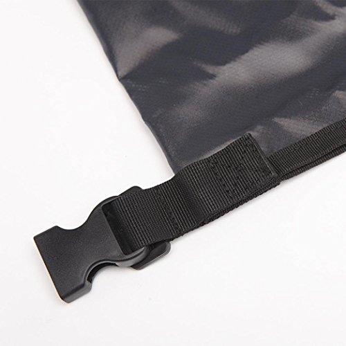 campeggio feiXIANG® Sacchetto sacchetto Bag Dive borsa stoccaggio di borsa Sacca canottaggio di impermeabile kayak impermeabile drifting borse Dry Borsa Spiaggia Stagna D 7qIFFtR