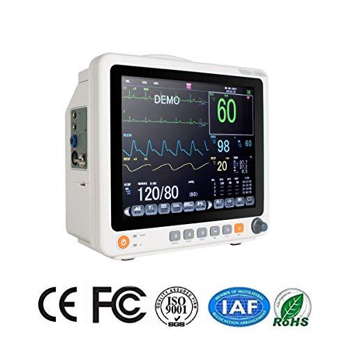 Fencia Vital Sign Patient Monitor-Portable-12.1