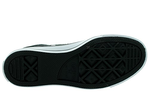 Black Donna Converse white Baskets Knit Alte Ctsparkle gdfwXq