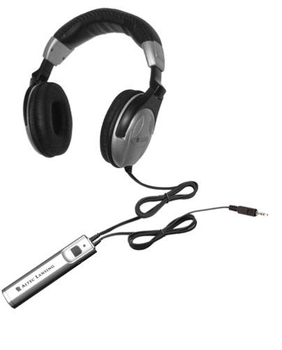 Altec Lansing Ahp 712 Headphones  Discontinued By Manufacturer