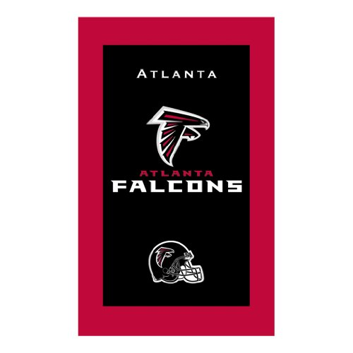 KR Strikeforce Bowling Bags Atlanta Falcons NFL Licensed Towel by KR