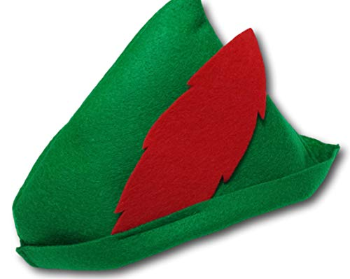 Kids Peter Pan / Robin Hood Hat