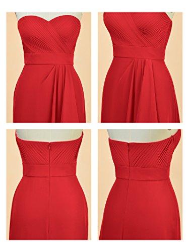 Chiffon Formal Turquoise Gown s Dress Bridesmaid Women Maxi Ruched Dress Alicepub Evening qCwSXzSH